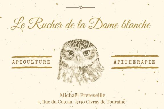 Le rucher de la Dame Blanche - Apiculture et Apithérapie