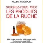 Se siogner avec les produits de la ruche nicolas cardinault