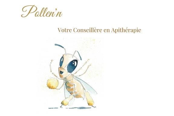 Pollenn, conseillère, apitherapie, miel, propolis, pollen, cire, gelée royale,