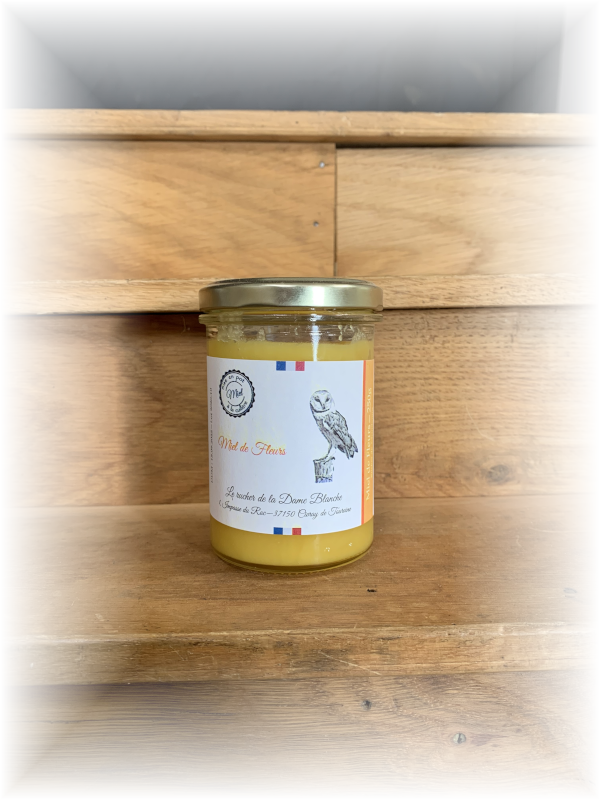 Miel de Fleurs - Chambourg
