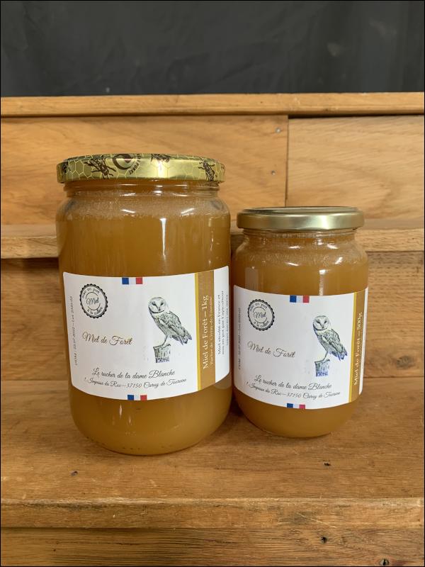 Miel de forêt - Civray de Touraine